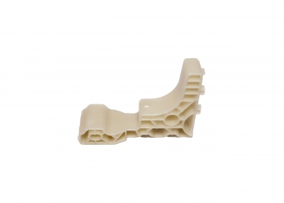 Part Name: Structural L Bracket<br>Tool Info: 2 Cavity Production Mold<br>Resin: Glass-Filled Nylon