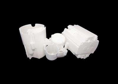 Part Name: Automotive Underhood Reservoir<br>Tool Info: Prototype Mold<br>Resin: Nylon