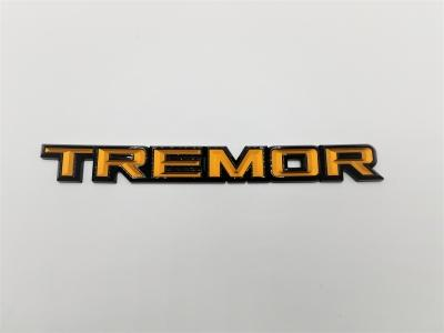 Part Name: FORD Tremor Badge<br>Tool Info: 2 Shot P20 Mold<br>Resin: ABS/ PMMA
